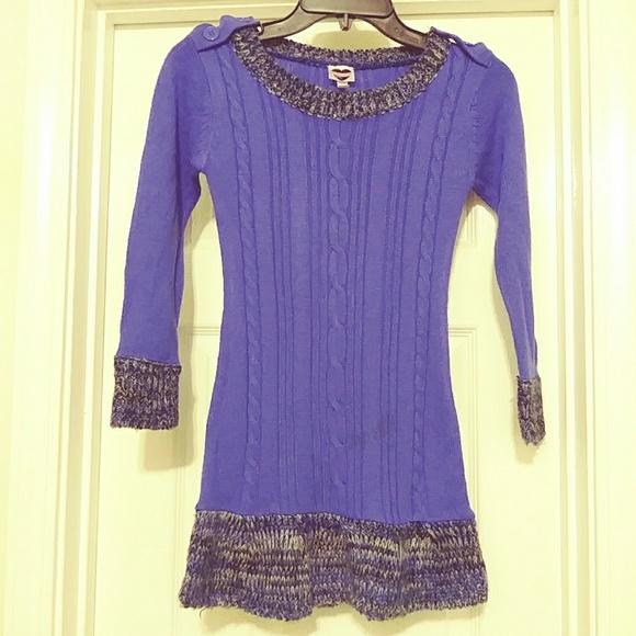 CHERRYSTYX girls Other - Girls Fall/Winter Sweater Dress